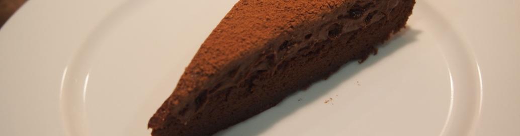 LCHF chocolate cake
